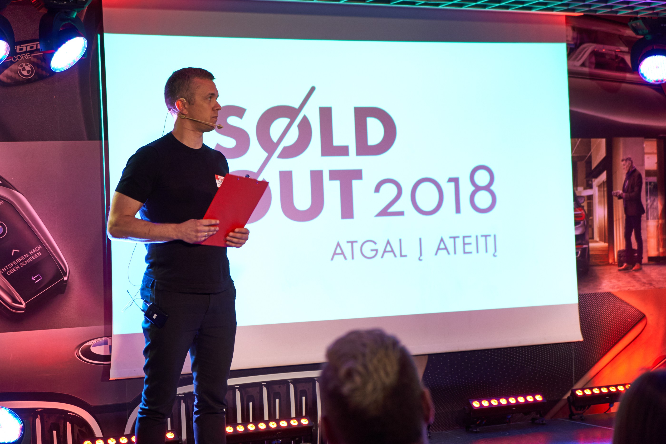 SOLD OUT 2019: What's Now? | Siemens arena