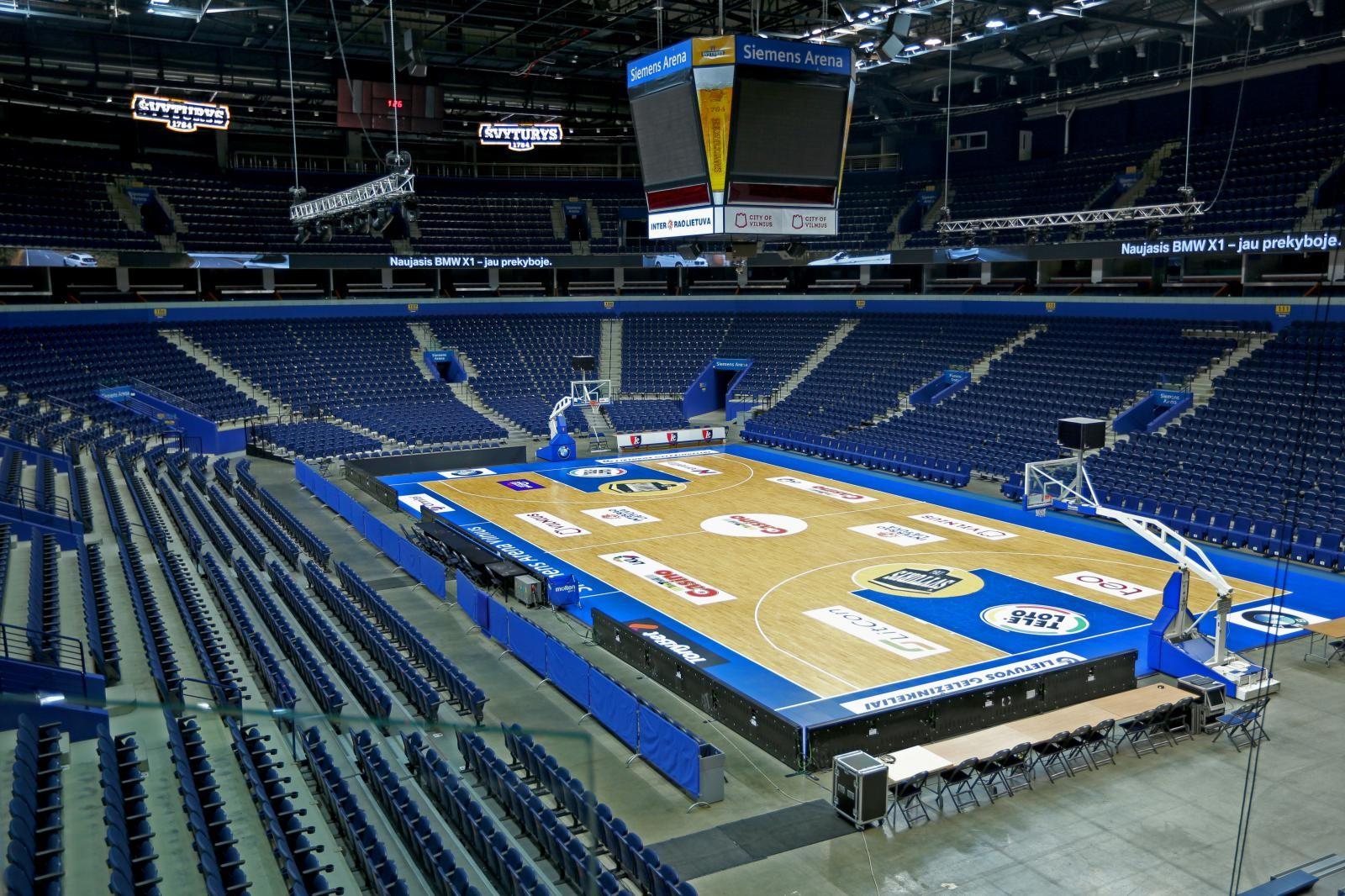 Event suite | Siemens arena